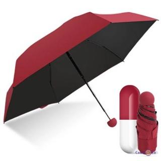 Кишенькова парасолька капсула - маленька жіноча парасоля Capsule Umbrella, 17 см