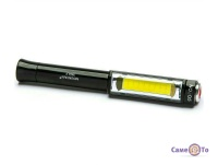 Светодиодный фонарик BL Q5 - это мощный кемпинговый фонарь