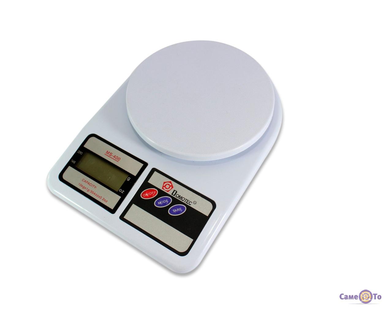 Весы электронные Domotec ACS MS 400 - цифровые весы, до 10kg