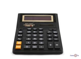 Калькулятор настільний SDC-888T, 12-розрядний