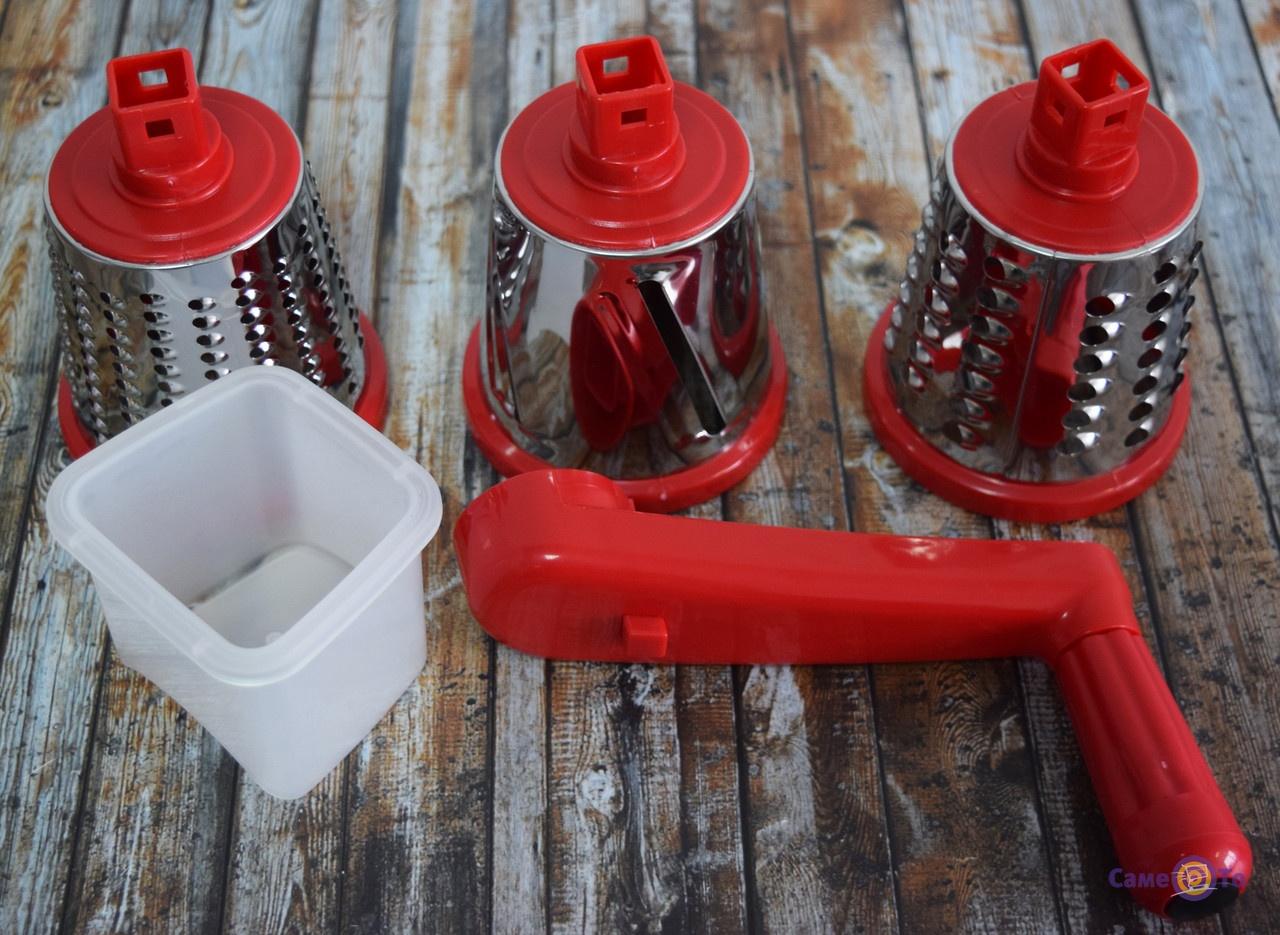 Easyway Slicer терка измельчитель овощерезка 3 в 1 - ручной универсальный мультислайсер