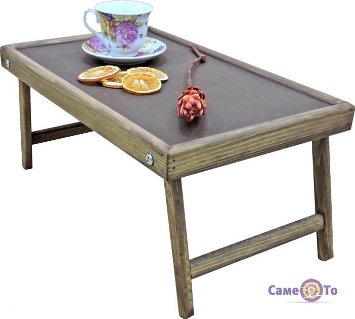Столик для завтрака в постель Даллас 2 в 1 - столик под ноутбук