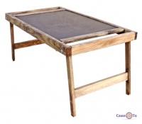 Дерев'яний столик для сніданку - складний піднос Теннессі