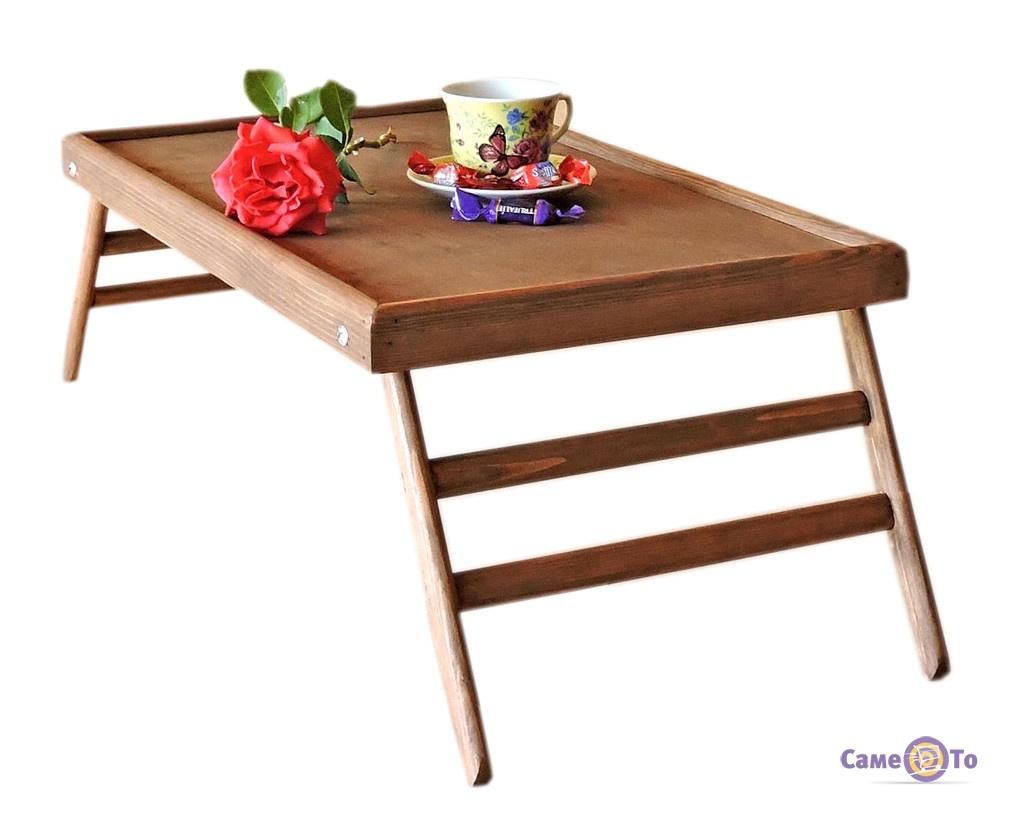 Накроватный столик для завтрака в постели Техас Делюкс