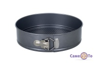 Форма для випікання - металева форма для випічки тортів, 21 см