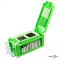Овощерезка ручная Magic Cube - кухонный измельчитель овощей