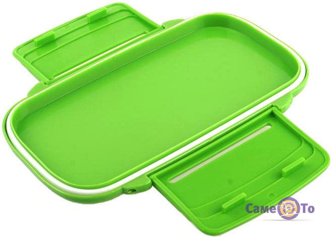 Ланч бокс для детей - контейнеры для еды с отделениями