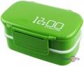 Ланч бокс для детей - контейнеры для еды с отделениями (12.00 It is lunch timе)