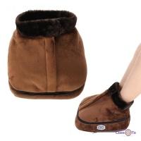 Массажер для ног Warm massager 2 в 1 - электрическая грелка