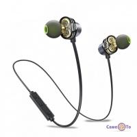 Навушники бездротові Awei MDR X660 - чорні Bluetooth навушники