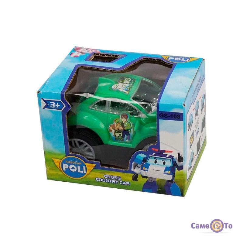 Робокар Поли игрушка - детская машинка для мальчиков Robocar Poli