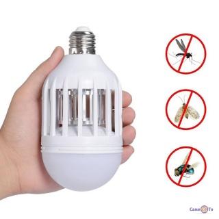 Антимоскитная лампа Zapp Light - уничтожитель мух и комаров