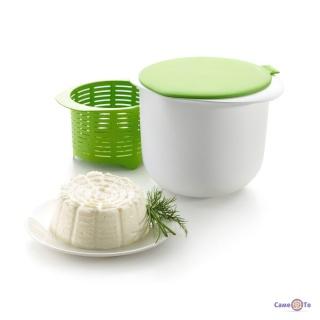 Форма для приготування сиру і творогу в домашніх умовах Cheese Maker