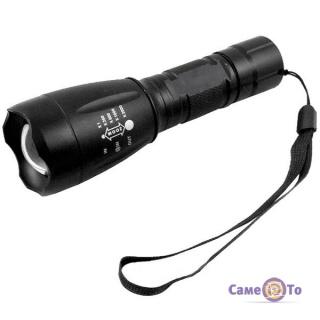 Тактичний ліхтар X Balog BL Q1891-T6 - світлодіодний ручний ліхтар
