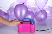 Насос для надування повітряних кульок Balloon Pump 73005