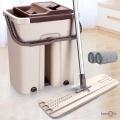 Відро для миття підлоги з віджимом Scratch Anet (ведро 38х36х23 см.)