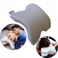 Анатомическая подушка с эффектом памяти Pressure Free Memory Pillow