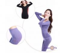 Зимовий комплект термобілизни для жінок