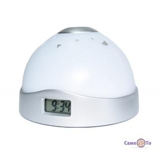 Проекційний годинник - настільний електронний годинник з проекцією часу