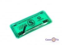 Сольова грілка у вигляді 100 доларів