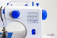 УЦІНКА! Побутова швейна машинка Tivax FHSM 506 - міні швейна машинка для дому