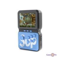 Портативна ігрова консоль для ігор Game Box Power Sup M3 900 в 1 ретро приставка