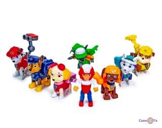 Набір іграшок Повітряні рятувальники Щенячий патруль (Рaw patrol), 8 шт.