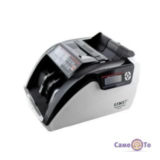 Машинка для рахування та перевірки грошей UKС 5800 UV/MG - лічильник банкнот з детекторами