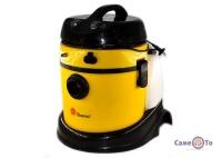 Мощный пылесос моющий Domotec МС 4412 - водяной пылесос с аквафильтром, 2000 W