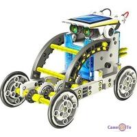 Конструктор робот на сонячній батареї solar robot 13 в 1