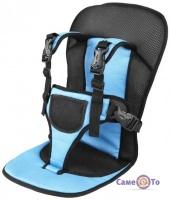 Бескаркасное детское кресло в машину Multi-function Car Cushion NY-26