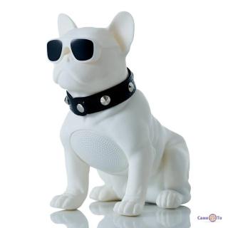УЦІНКА! Портативна блютуз колонка собака