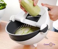 Мультіслайсер - друшляк для овочів і фруктів