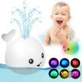 """Іграшка для купання дітей """"Kит фонтан"""" у ванну Mini Whale Fountain"""