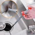 Трос для чистки труб каналізації (№2 60 см)