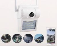 Вулична камера відеоспостереження з Led прожектором Wall Lamp Camera D2