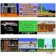 Портативная игровая консоль - ретро приставка Retro Game Box SUP 400 in 1