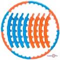 Обруч хула хуп Профессионал - магнитный обруч для похудения