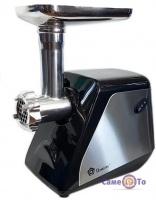 Електром'ясорубка з шнековою соковижималкою 3 в 1 Domotec MS 2023