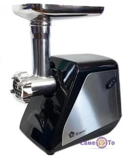 Электромясорубка с шнековой соковыжималкой 3 в 1 Domotec MS 2023