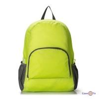 Туристичний рюкзак трансформер - легкий водонепроникний рюкзак, зелений