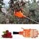 Плодознімач для збору фруктів і ягід, плодосборнік яблук та ін.