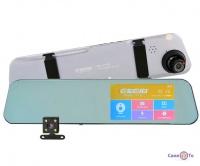 Відеореєстратор зеркало з 2 камерами А29 (6916/А29)