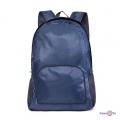 Водонепроницаемый рюкзак - легкий походный рюкзак трансформер, синий