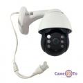 IP камера відеоспостереження UKC CAD 19HS 360/90 2.0MP комплект відеоспостереження для дому