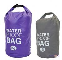 Водонепроникний гермомешок Water Proof BAG 15 л