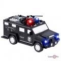 Іграшковий сейф з купюропріємником для грошей поліцейська машина NO.06688-19