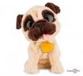 Інтерактивна собачка Розумний улюбленець - бежевий інтерактивний песик