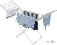Електрична сушарка для білизни Heated Airer With Wings 148*54*93 см