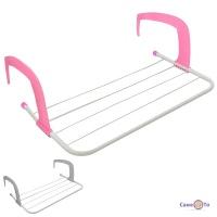Навісна сушарка на батарею Fold Clothes Shelf 49*29 см